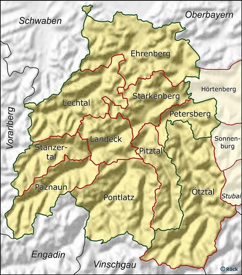 Viertel Oberland