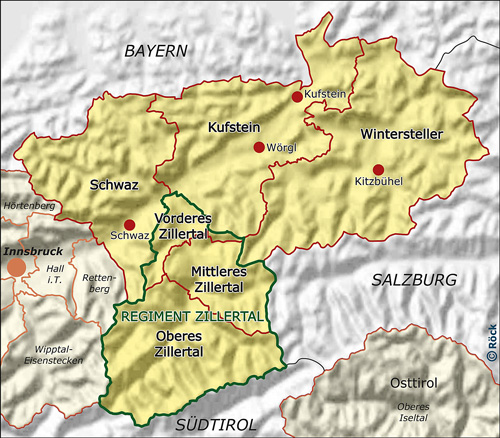 Viertel Unterland